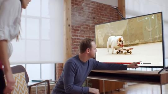Touchjet Wave TV
