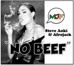 Afrojack and Steve Aoki featuring Miss Palmer - No Beef