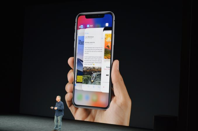 iPhone X kurz auch iPhone 10