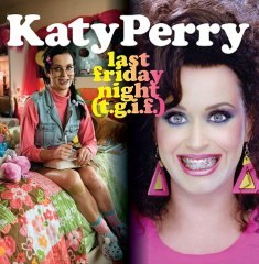 Katy perry - Last Friday Night (VideoMix)