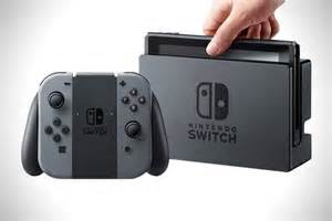 Die Nintendo Switch